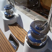Blue Moon Yacht Services: Services